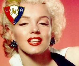 Mettere scudo Osasuna nella vostra immagine di Facebook online e gratis.