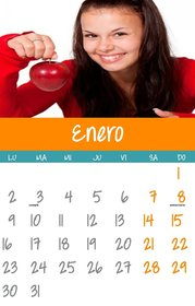 Creatore di calendari di ogni mese e anno