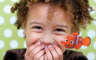 Incollare Nemo nelle foto con questo effetto foto per
