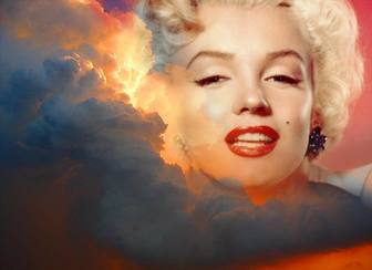 Fotomontaggio speciale con le nubi