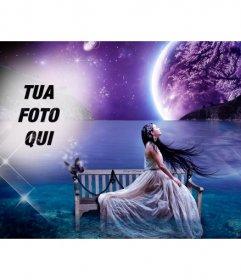 Creare Un Collage Di Fantasia In Un Paesaggio Onirico Con La