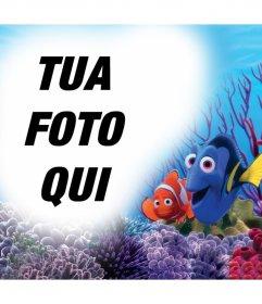 Modifica le tue foto con Doris e Nemo papà con questo effetto