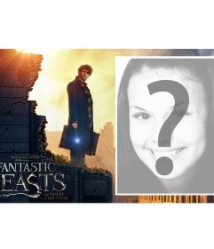 Poster del film di Animali Fantastici aggiungere la foto