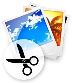 Strumento online per foto e ritagliare le immagini