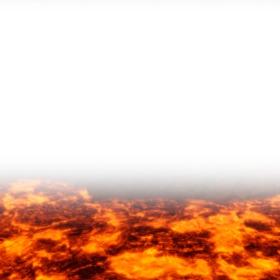 Cornice foto da Il pavimento è lava