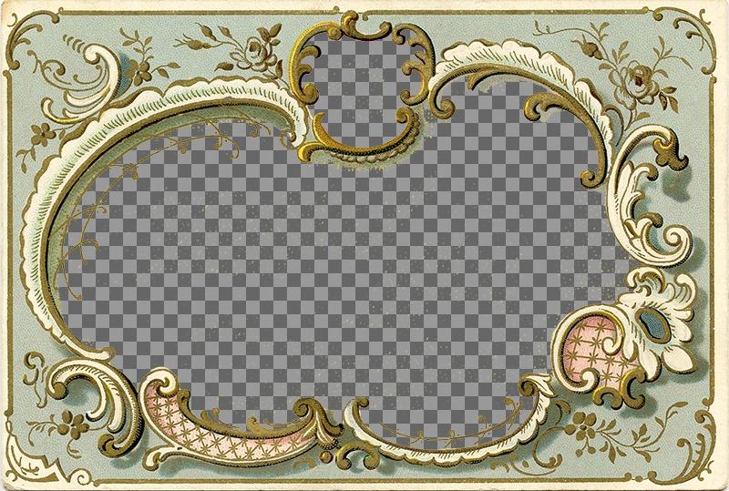 Frame per due foto depoca fotoeffetti for Frame per foto