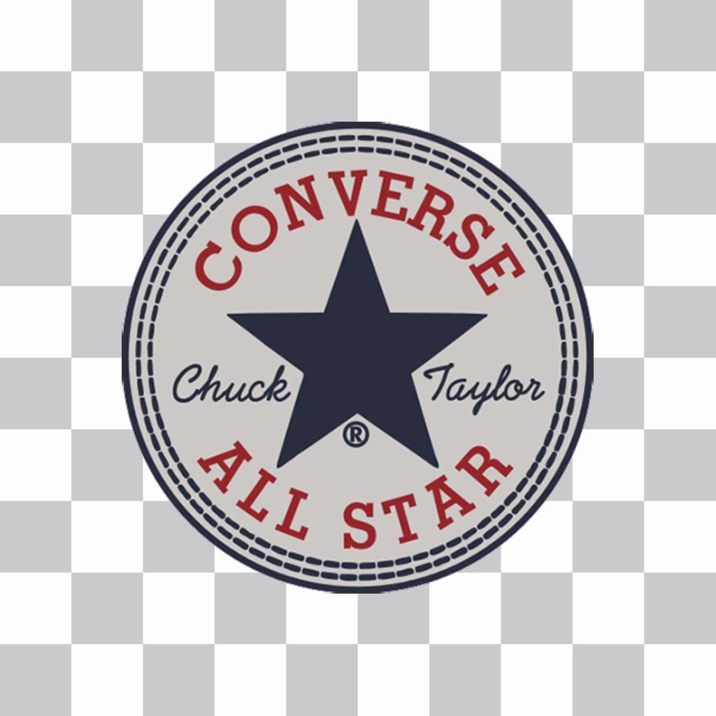 2adesivi converse